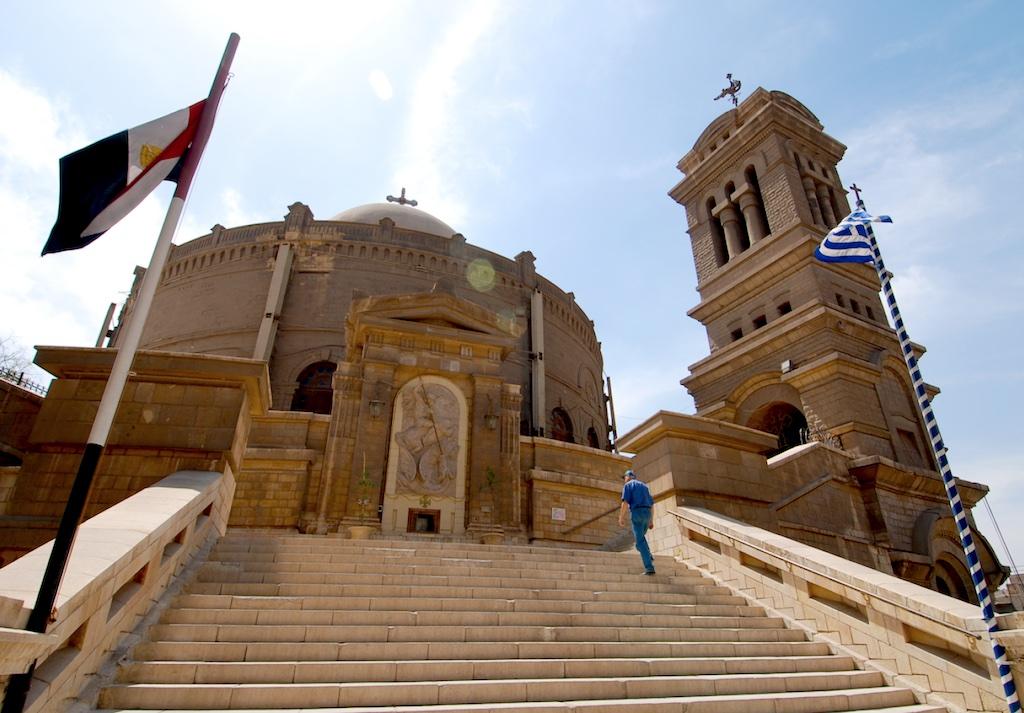 St George's in Coptic Cairo