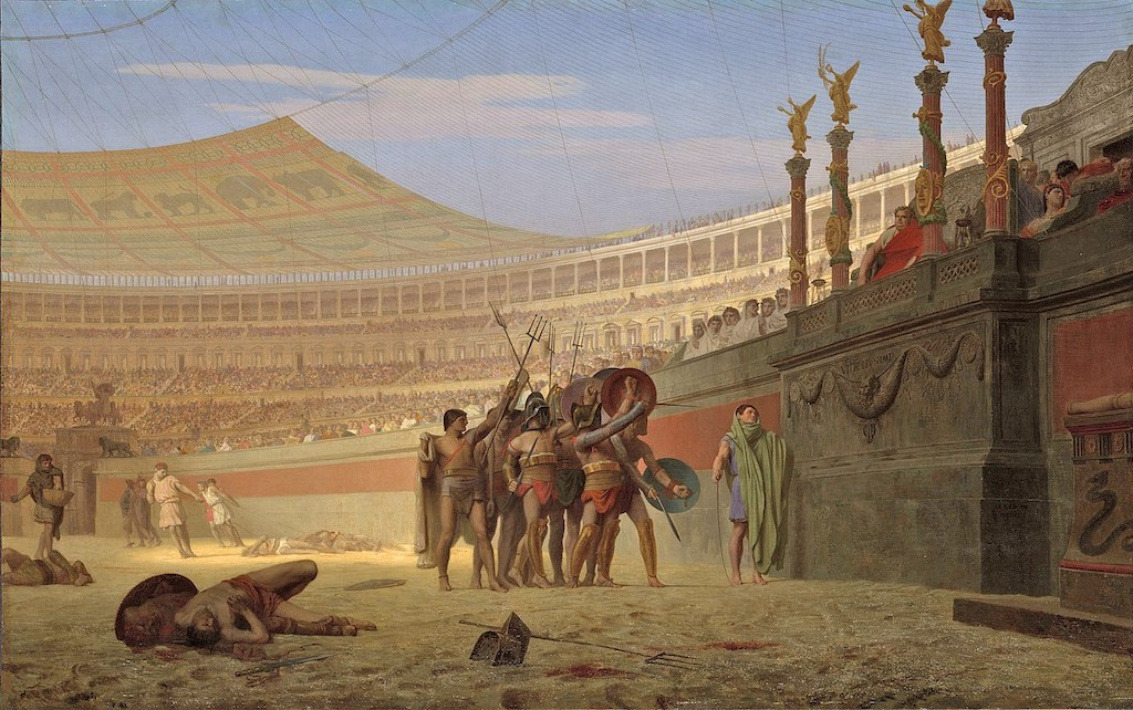 Caesar's empire? OrGod's?