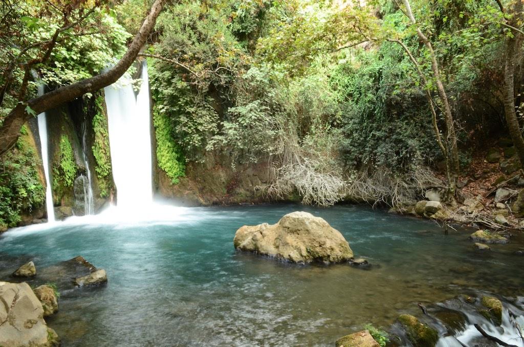 Waterfall at Banias